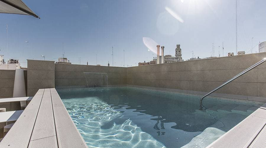 Hotel Vincci Valencia Mercat - Book now and save -10%!