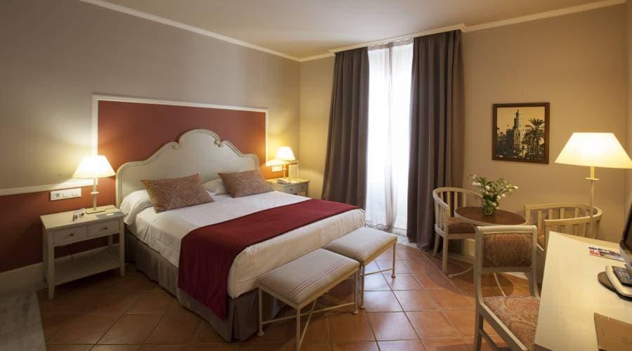 Offres Hôtel Vincci Sevilla La Rabida - Rèservez maintenant ! -20%