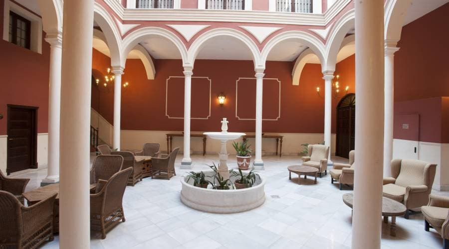 Promotions Hotel Vincci Sevilla La Rábida - Book now and save! -10%
