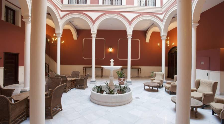 Angebote Hotel Vincci Sevilla La Rabida - Jetzt buchen und 5% sparen!