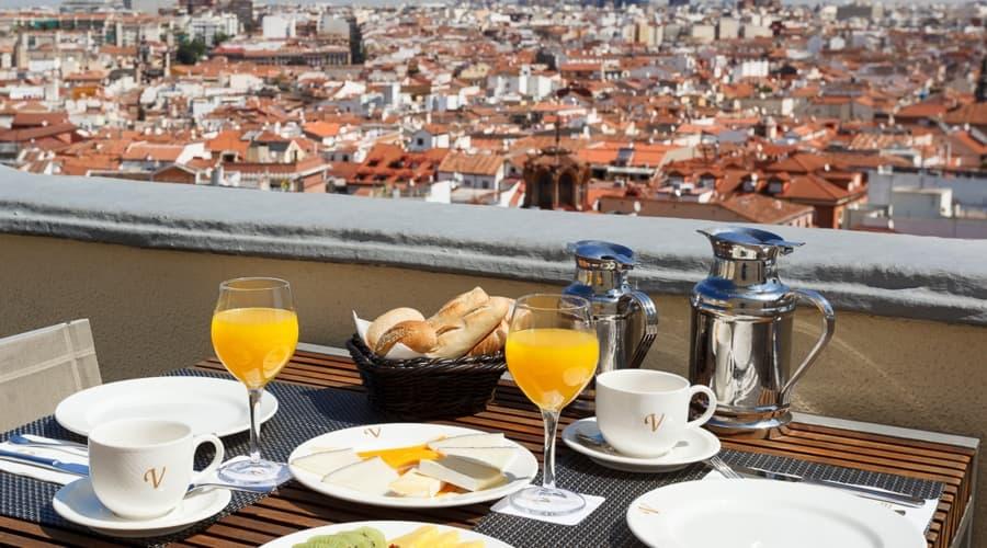 Offres Madrid Hôtel Vincci Capitol - Speciales deux nuits