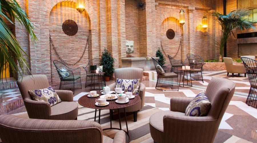 Prenota ora e risparmia -5%! - Offerte Hotel Vincci Granada Albayzin