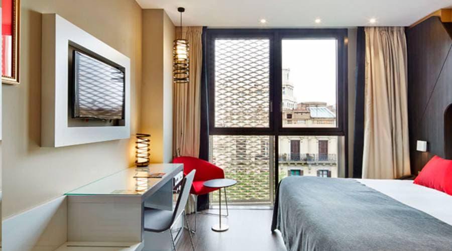 Offerte in hotel a barcellona gala vincci hoteles for Offerte hotel barcellona