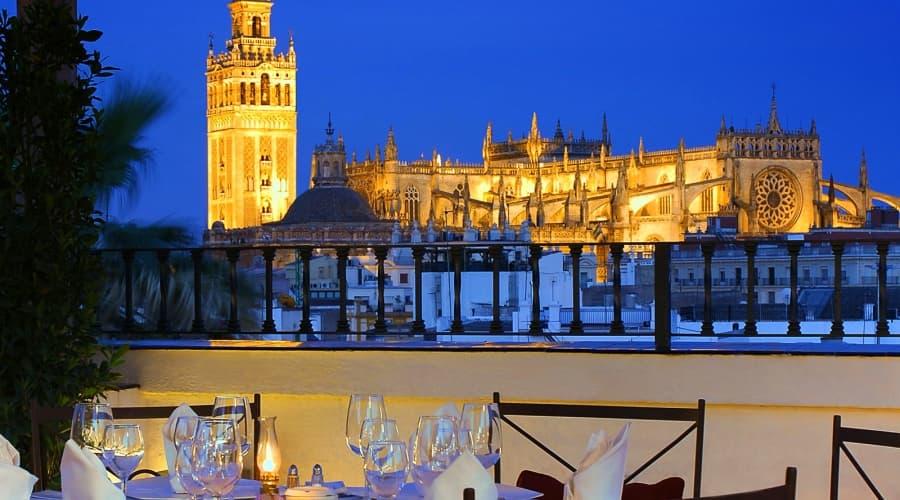 Angebote Hotel Vincci Sevilla La Rabida - 4 Nächte Bleiben und sparen 15%!