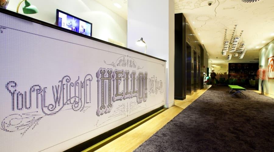 Offres Bit Hôtel Barcelone - Vincci Hoteles - Réservez maintenant et économisez -15%!