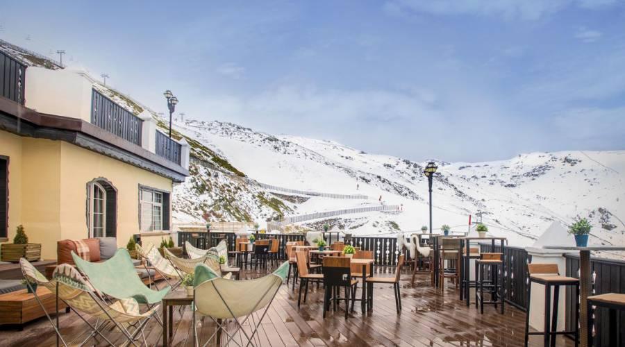 Soggiorna 4 notti e risparmia -10% Rumaykiyya Hotel Sierra Nevada