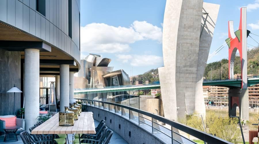 Buchen Sie jetzt und Sie erhalten 10% Ermäßigung im Vincci Consulado de Bilbao