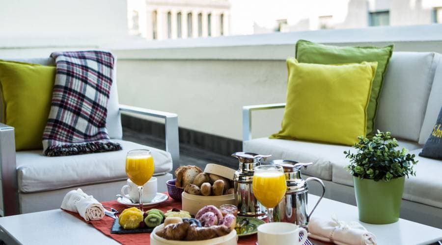Offerte Centrum Hotel Vincci Madrid - Prenota ora e risparmia 5%!