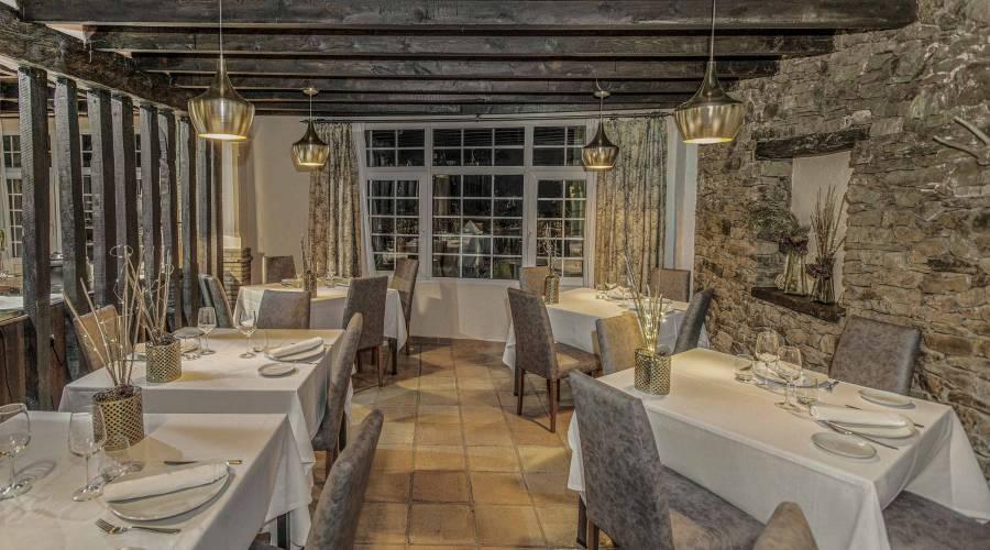 Restaurant Hôtel Sierra Nevada Rumaykiyya - Vincci Hoteles