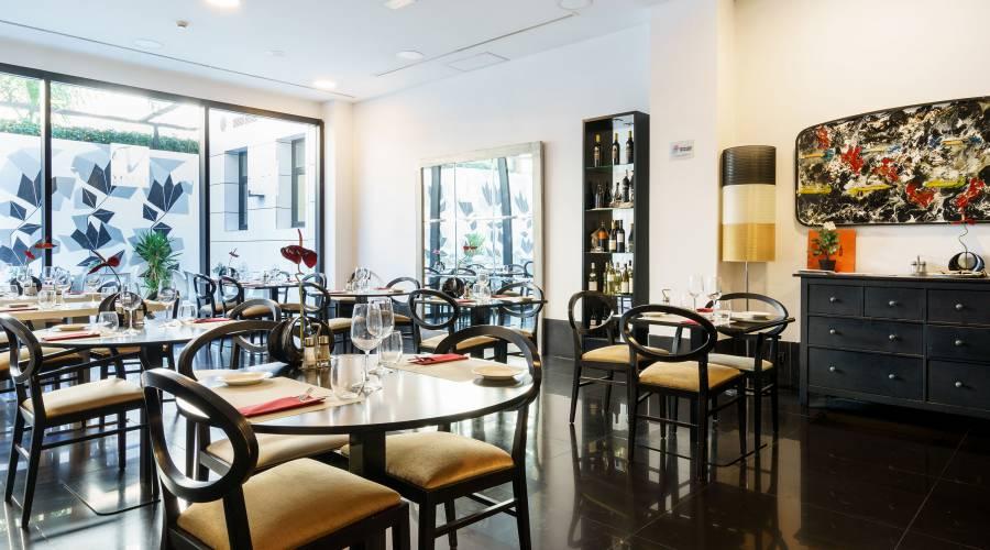 Restaurant Hotel Málaga - Vincci Hotels