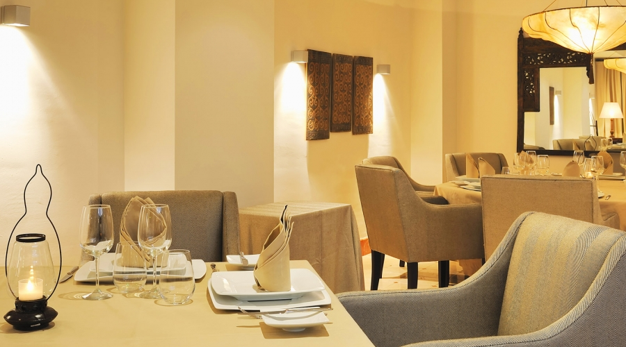 Restaurante Hotel Vincci Estrella de Mar - Restaurante Baraka