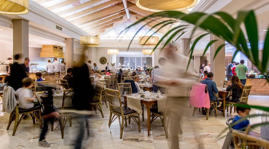 Vincci Costa Golf   Cádiz   Restaurante Buffet