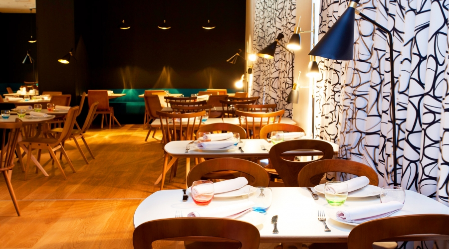 Hopen Restaurant - Vincci Bit 4*