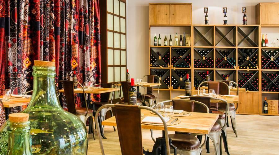 Restaurant Le Diner - Vincci Selección Posada del Patio