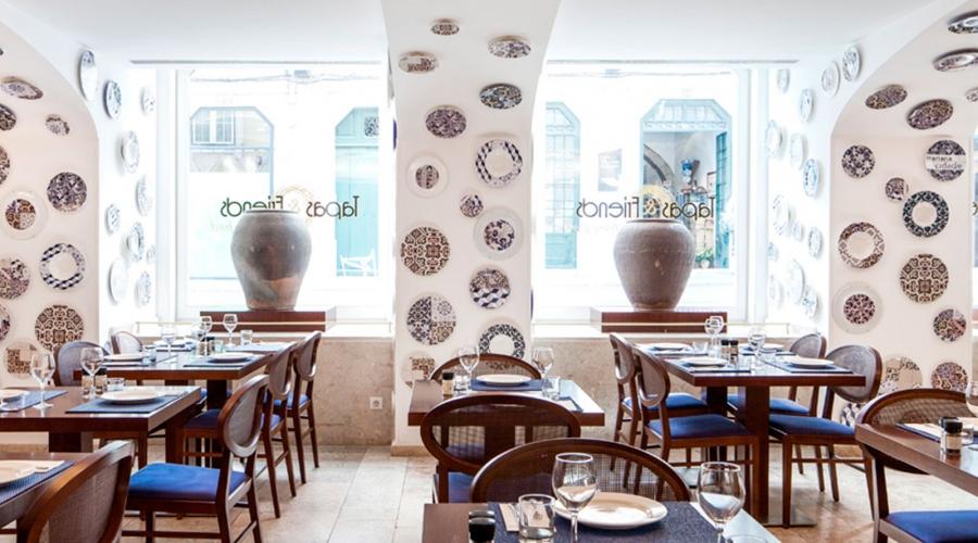 Restaurante Comercio 36 Hotel Lisboa Baixa - Vincci Hoteles