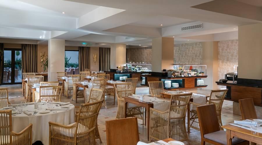 Restaurante Buffet del Hotel Vincci La Plantación del Sur Tenerife