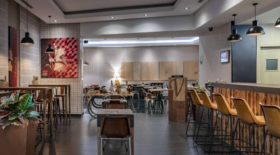 Ristorante Hotel Vincci Posada del Patio Málaga - Ristorante Le Diner
