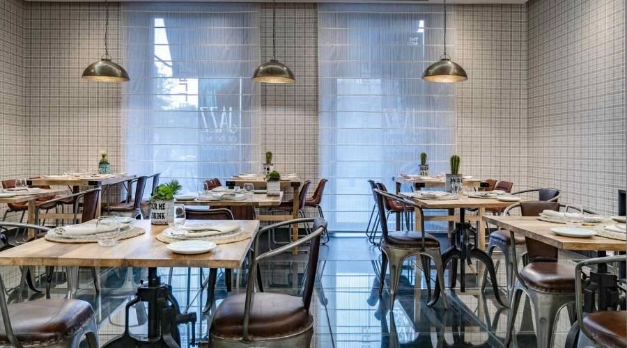 Restaurante Le Diner - Vincci Posada del Patio - Málaga