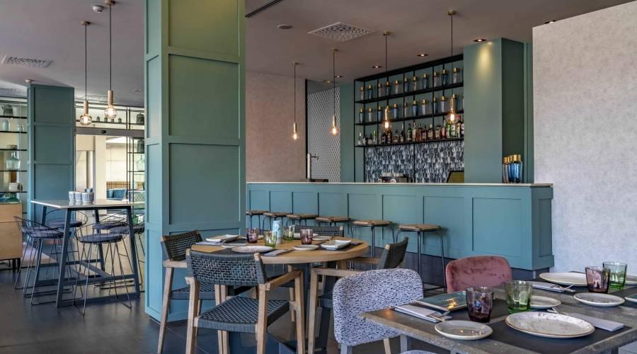 Restaurant Hotel Barcelona Marítimo 1 - Vincci Hotels - Jardí de Mar