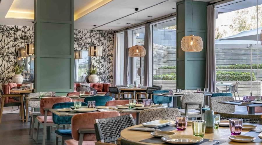 Restaurant Hotel Barcelona Marítimo 2 - Vincci Hotels - Jardí de Mar