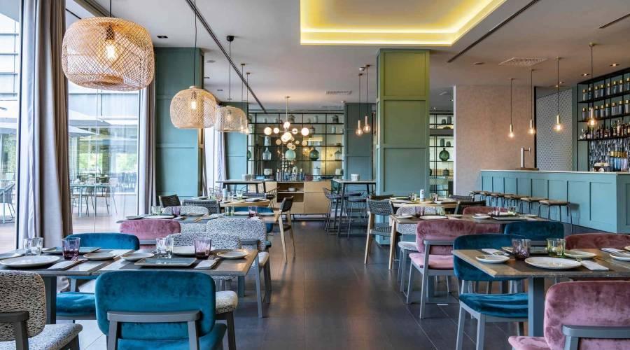 Servicio Restaurante Jardí de Mar 3 - Vincci Marítimo