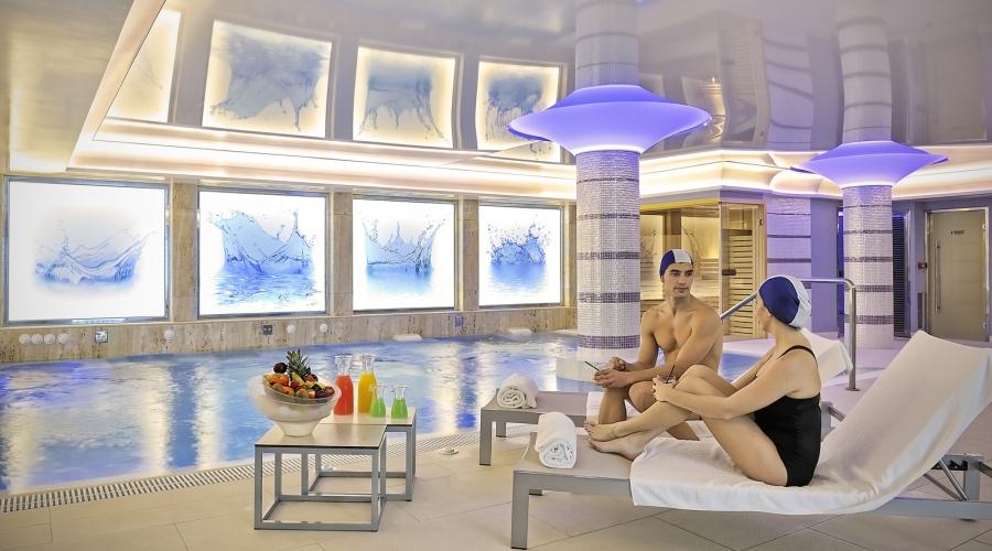 Hotel con spa en benalm dena m laga vincci aleysa - Spas en malaga ...