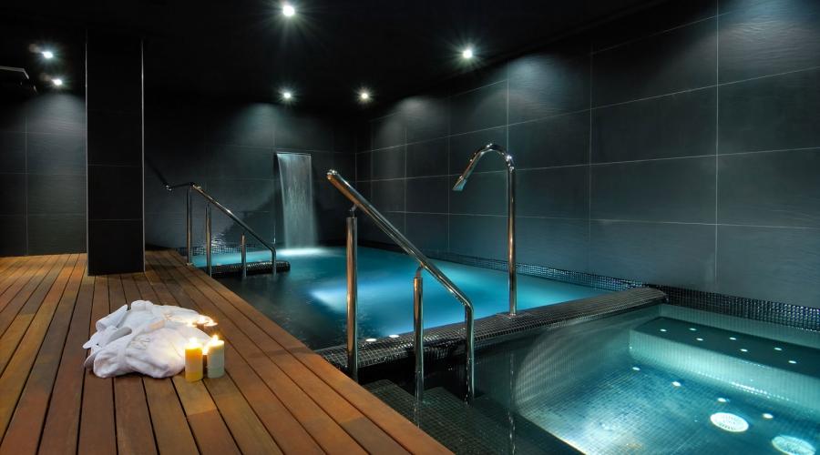 Spa Hotel Valladolid Frontaura - Vincci Hotels - Nammu Areas Spa