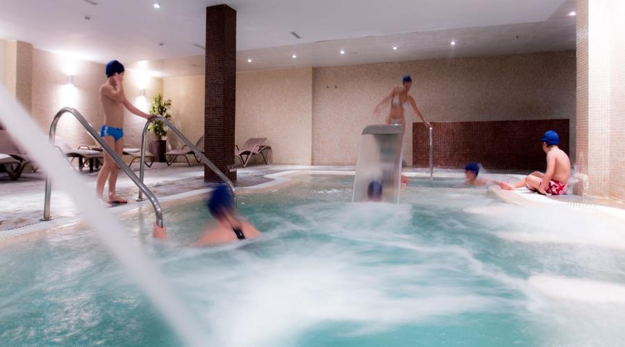 Spa Hotel Cádiz Costa Golf - Vincci Hotels - Nammu Areas Spa