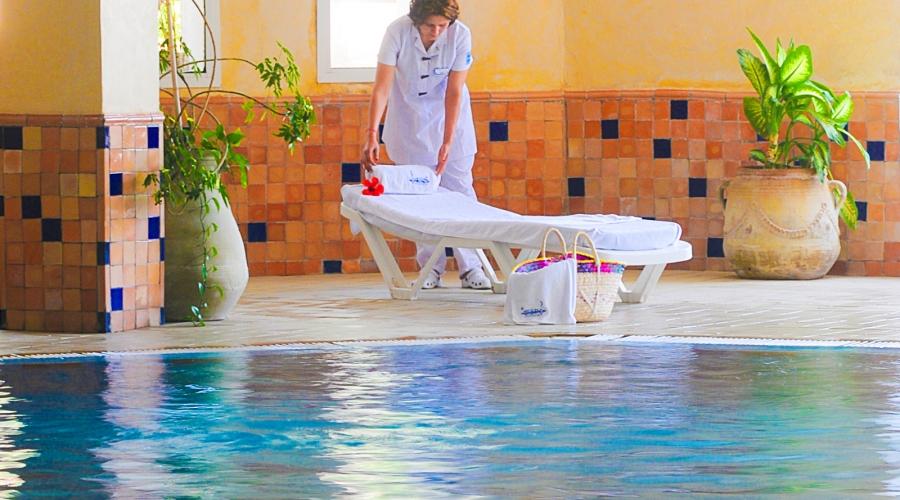 Spa Hotel Vincci Djerba Resort in Tunesien.