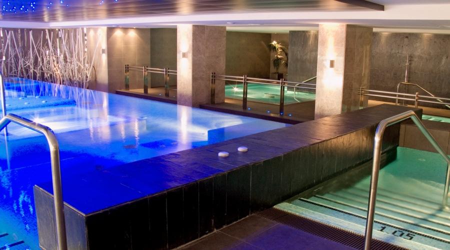 Spa Hotel Vincci Almería Wellness - Circuit thermal et thermes