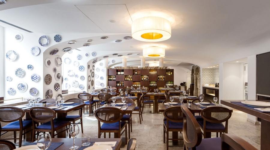 Comercio 36 | Ristorante Hotel Lisbon Baixa - Vincci Hoteles