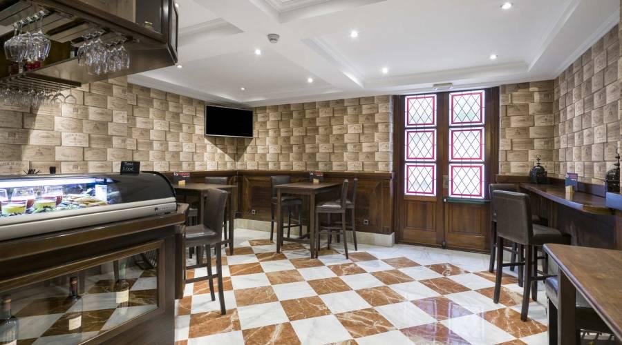 Wine bar Hotel Sevilla La Rabida - Vincci Hoteles