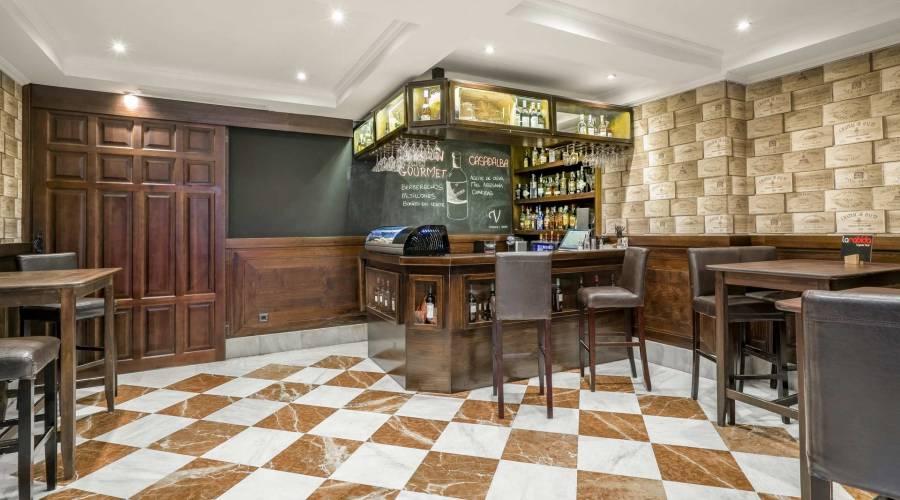 Wine Bar Hotel Sevilla La Rábida - Vincci Hoteles