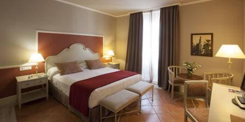 Angebote Hotel Vincci Sevilla La Rabida - Jetzt buchen und 20% sparen!