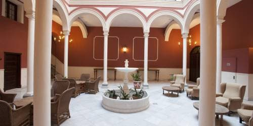 Promotions Hotel Vincci Sevilla La Rábida - Book now and save! -5%