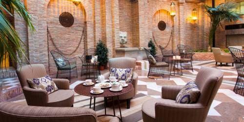 Oferta Anticipada -10% Hotel Vincci Albayzín - Granada