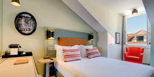 Ofertas Hotel Lisboa Baixa - Vincci Hoteles - ¡Anticípate y ahorra -5%!