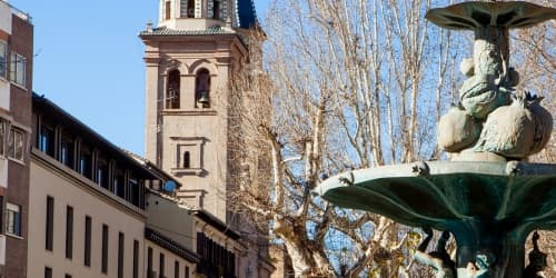 Ofertas Hotel Vincci Granada Albayzín - Estancia Romántica en Granada