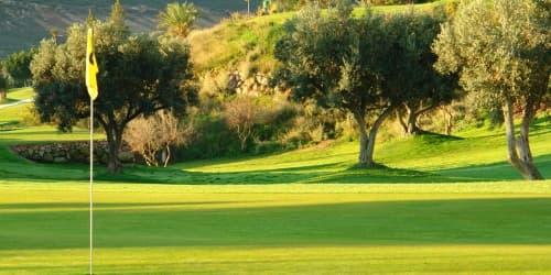 Oferta campo golf Vincci Envía Almería