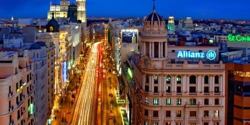 Offres Madrid Hôtel Vincci Capitol - Réservez 3 nuits et économisez!