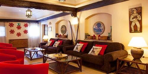 Angebote Rumaykiyya Hotel Sierra Nevada - Vincci Hoteles - Jetzt buchen und 10% sparen!