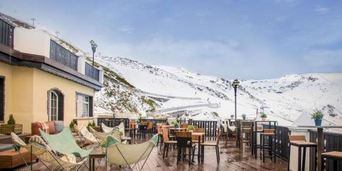 Stay 4 nights and save 15% Hotel Sierra Nevada Rumaykiyya