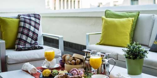 Offres Centrum Hôtel Vincci Madrid - Réservez maintenant 5%!