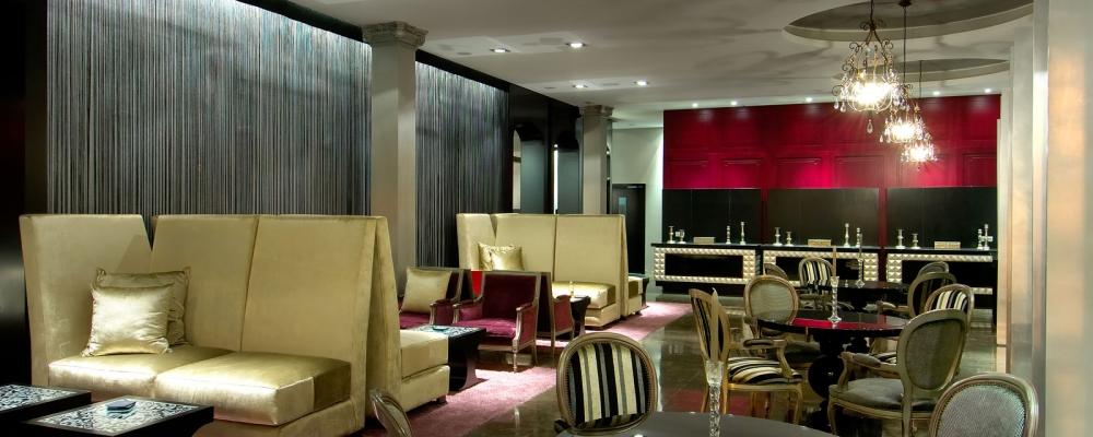 Il Lounge - Servizi Hotel Valencia Palace - Vincci Hoteles