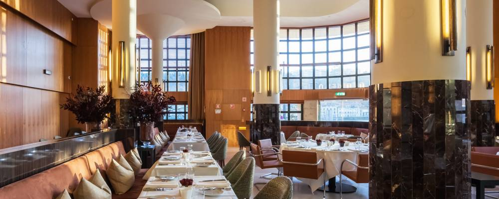 Restaurante - Vincci Porto