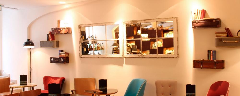 Bar Lounge - Servizi Hotel Lisbon Baixa - Vincci Hoteles