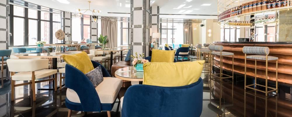 Dienstleistungen Capitol Hotel Madrid - Vincci Hoteles - Reims Bar