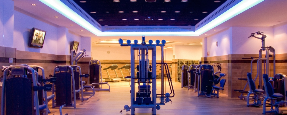 Area Fitness - Vincci Selección Envía Almería Wellness & Golf
