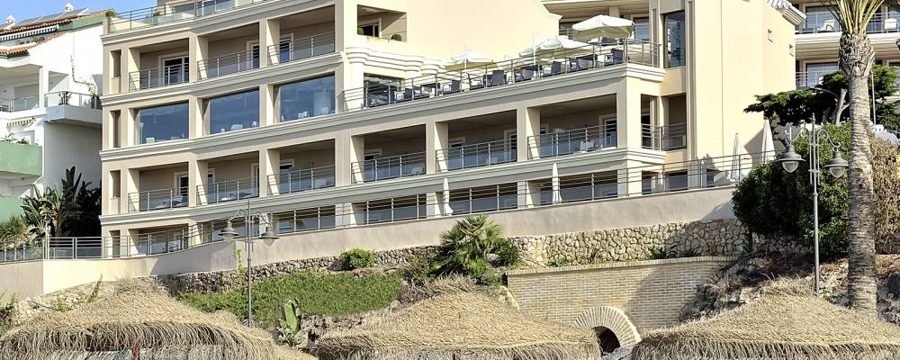 Services - Vincci Selección Aleysa Boutique&Spa - Hamacs sur la plage
