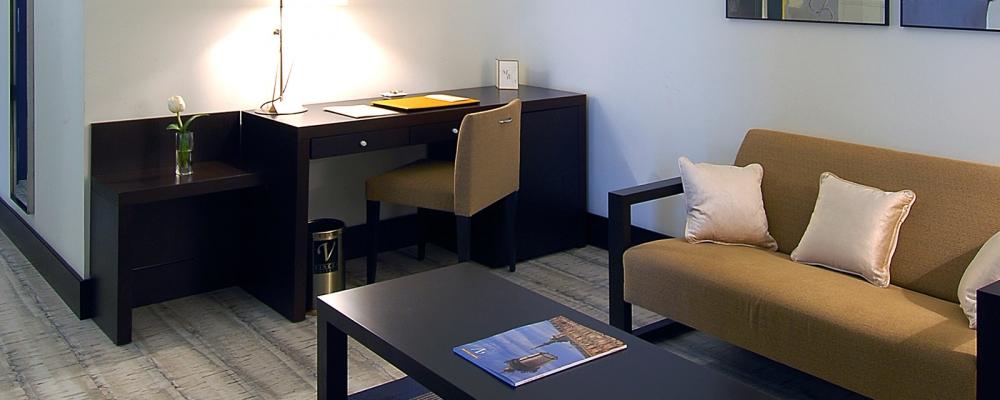 Chambres Hôtel Barcelone Maritime - Vincci Hoteles - Suite Junior